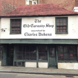 Dickens' Old Curiosity Shop